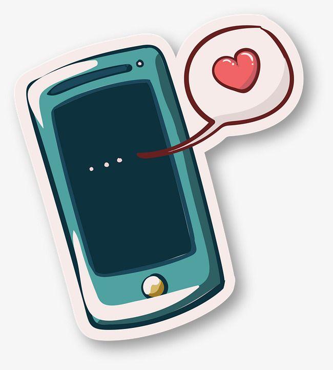 Cartoon Mobile Phone Sticker Mobile Phone Stickers Phone Mobile Phone Design