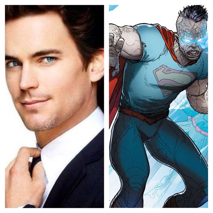 Matt Bomer - Bizarro Bizarro would be dope in another sequel also featuring Lex with a similar approach as the New 52. Bizarro would be created and controlled by Lex as an imperfect Superman clone. Bizarro would be first which ties into Superboy who would be a more successful attempt. For this Bizzaro shouldn't be mentally retarded, just manipulated by Lex with little emotions tied to his actions. Bomer is a TV actor with shows like Chuck, White Collar, and an appearance on American Horror…