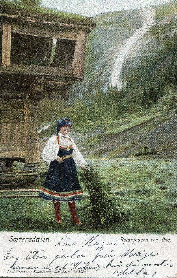 Norwegian Girl.
