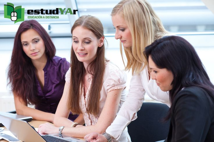 En #estudYAr contamos con mas de  42 cursos on line para todos los gustos. Enterate de todas nuestras novedades visitando nuestra pagina web http://estudyar.com/ o siguiéndonos en nuestras redes sociales!