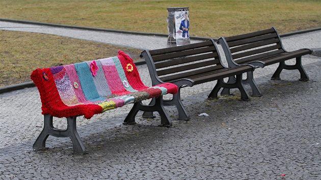 Bench sweater in Prague