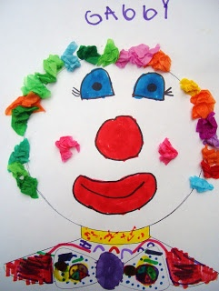 DREAM DRAW CREATE Art Lessons for Children: Search results for clown