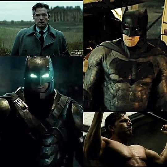 "Batman (Ben Affleck) Ok so first of all i dont understand why people are bitching about batman v superman...it is a great movie i loved it so much...and Ben Affleck is a great Batman so people plz just stop blaming him for the movie being ""bad""(which it was not)For you people who are hateing on Ben just no...stop...just stop..."