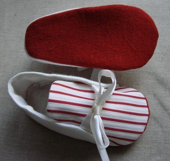 Sewing Pattern Baby Sailor Shoes Booties DIY ♥ by LenasShoePatterns, $4.50