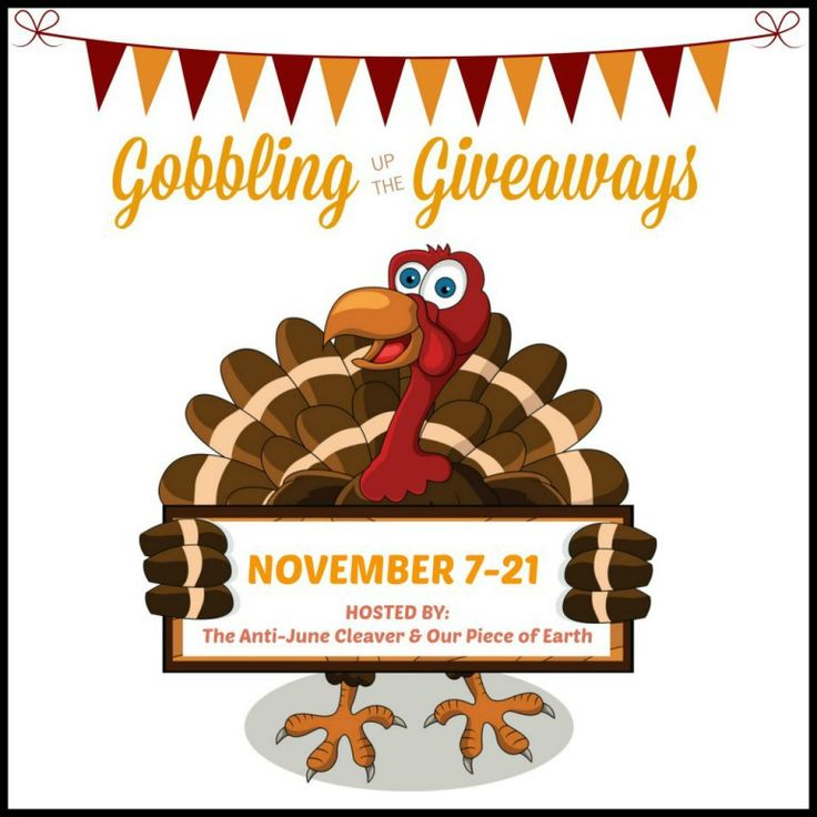Gobbling Up the Giveaways ~ Blog Hop $20 Amazon or PayPal Cash WW ~ Ends 11/21 #GobblingGiveaways