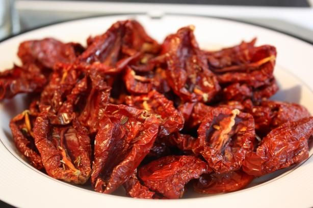 Easy Homemade Sun Dried Tomatoes - Top 8 Most Popular Ways to Preserve Tomatoes for Winter