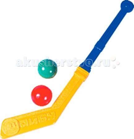 СВСД Клюшка с двумя шарами  — 130р. ----------------------------  СВСД Клюшка с двумя шарами - увлекательная игра как в помещении, так и на открытом воздухе, как зимой, так и летом.   В комплекте одна клюшка (высота 400 мм) для игры в хоккей и 2 шара (либо шар и шайба).