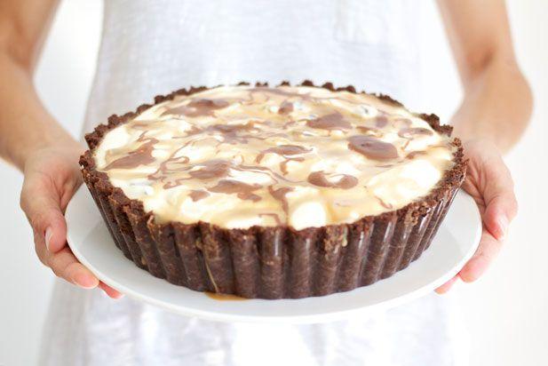Bar-One fridge cheesecake | | Spatula MagazineSpatula Magazine