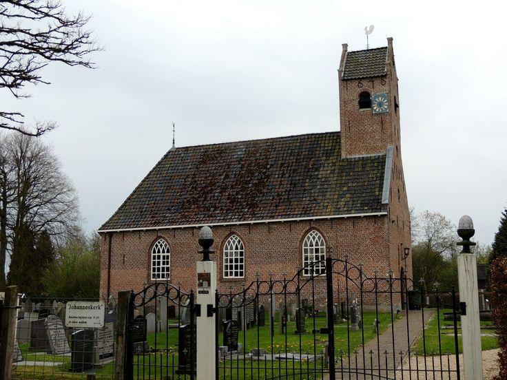 Johannes kerk Veenwouden Friesland. eigen foto.
