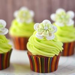 Pistachio cupcakes   Cupcakes   Pinterest   Pistachio Cupcakes ...