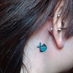 Cute Small Fish Tattoos for Girls