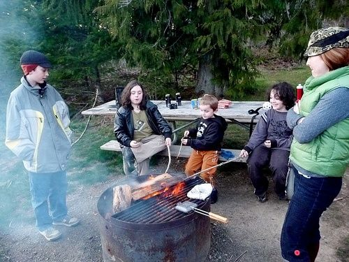 Camping food ideas camping