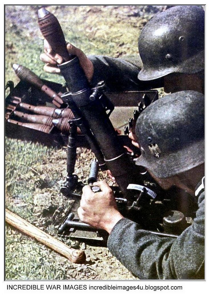 186 best images on pinterest world war two soldiers and german mortar position world war iigerman publicscrutiny Image collections