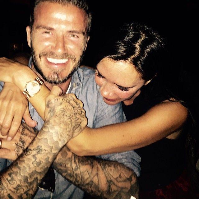 15 Pointers From Victoria Beckham's Instagram - Victoria Beckham Instagram-Wmag