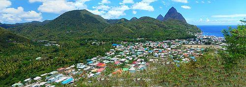 Saint Lucia!