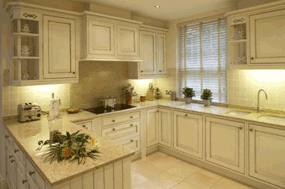 Hampshire kitchen installation