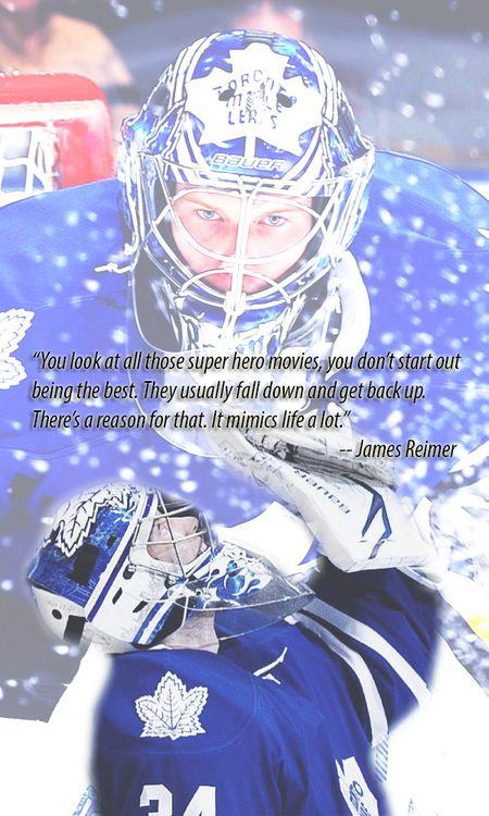 James Reimer thinks about stuff.