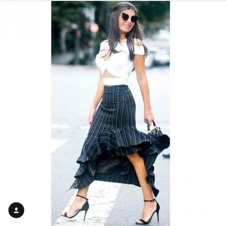 Sassy and sophisticated, the Fitted Fiona Skirt has a fashion forward vibe. It features ruffles accents adding a flare to every step. Pair it with open toe shoes or ankle boots for an extra punch.  SHOP ONLINE LINK IN BIO. . . . #skirt #parlerlamode #friends #fashion #fashionista #fashionshow #fashiongirls #fashionaddict #musthave #minidress #ootn #ootd #outfit #offshoulder #onlineboutique #ruffles #blackskirt #fallfashion #shopnow #newin #sale #strendoficial