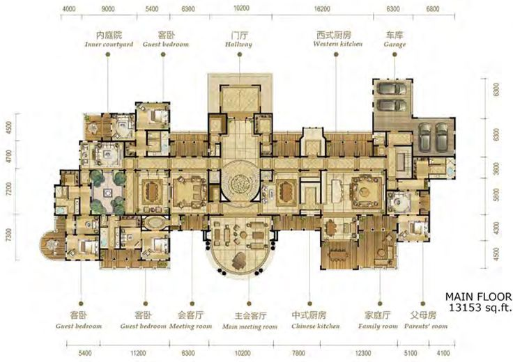 17 best images about floor plan friday on pinterest for Best villa plans
