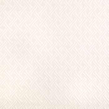 White Natty Fabric