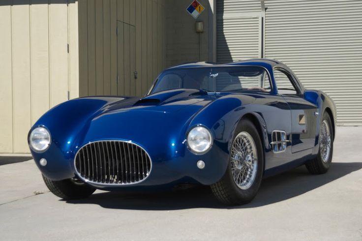 Nope Not A Maserati Not A Ferrari Nor An Osca Iso Osi