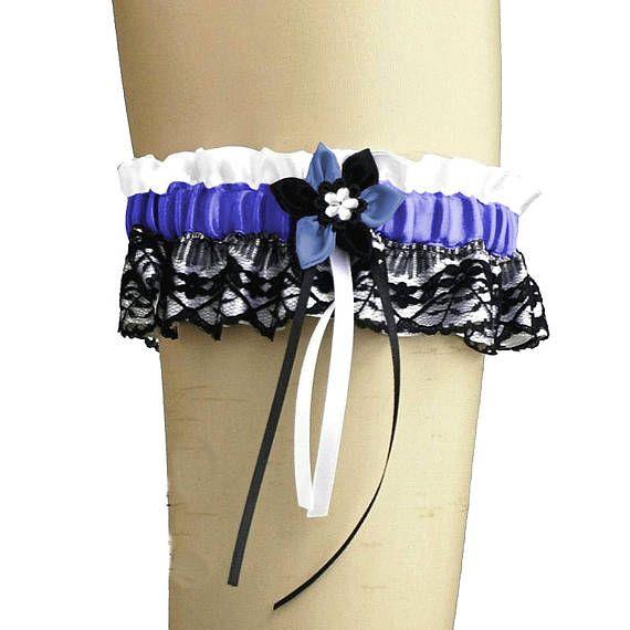 Blue black white bridal garter wedding bridal garter garter #Weddings #Clothing #Lingerie #Garters #WeddingGarters #bluewedding #garter #weddinggarter #beltsomething #blueBridalGarters #WeddingGarter #SetsatinGarter #VintageGarter #GarterBeltBridal #Garterset #lacegarter #set #gartersset #something #blue #redgarter #wedding #bridal #lolita #costume #lace