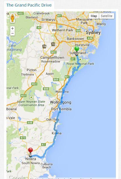 The Grand Pacific Drive – NSW – Australia