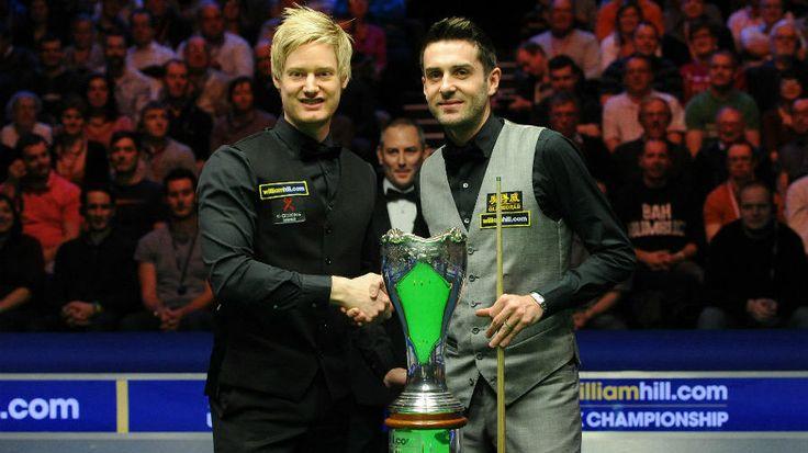 UK Snooker Championship 2013: Mark Selby leads Neil Robertson - http://news54.barryfenner.info/uk-snooker-championship-2013-mark-selby-leads-neil-robertson/