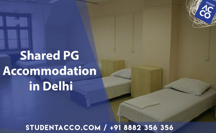 Get the best shared accommodation in Delhi NCR with the help of Studentacco. We provide the most reliable accommodations which are loaded with all the basic facilities for both boys and girls. We do not charge any brokerage and our accommodations are totally authentic in nature. So, if you are also looking for one, then get in touch with us at Studentacco.com OR call us at +91 8882 356 356/ 9999 415 415.