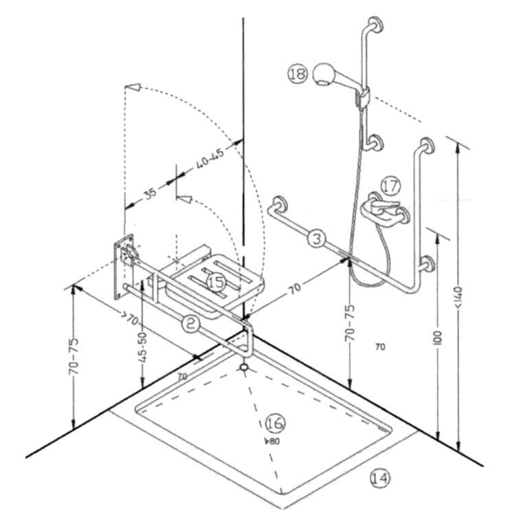 Accesibilidad integral y construcción de baños adaptados ...