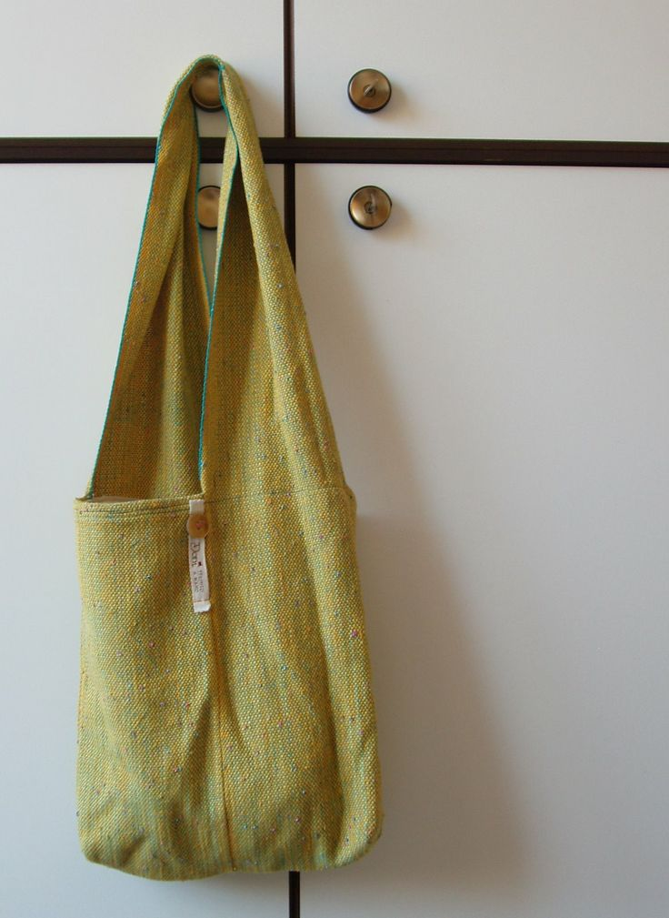 Seldom.. fabric strip purses apologise