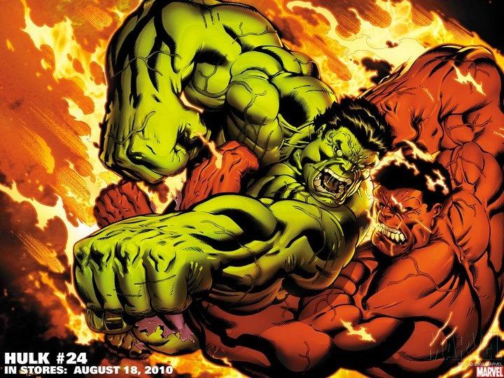 Hulk Vs Juggernaut Wallpaper 58135 Loadtve
