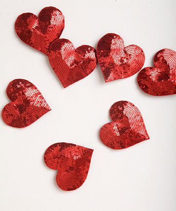 hearts ... Happy Valentine's Day