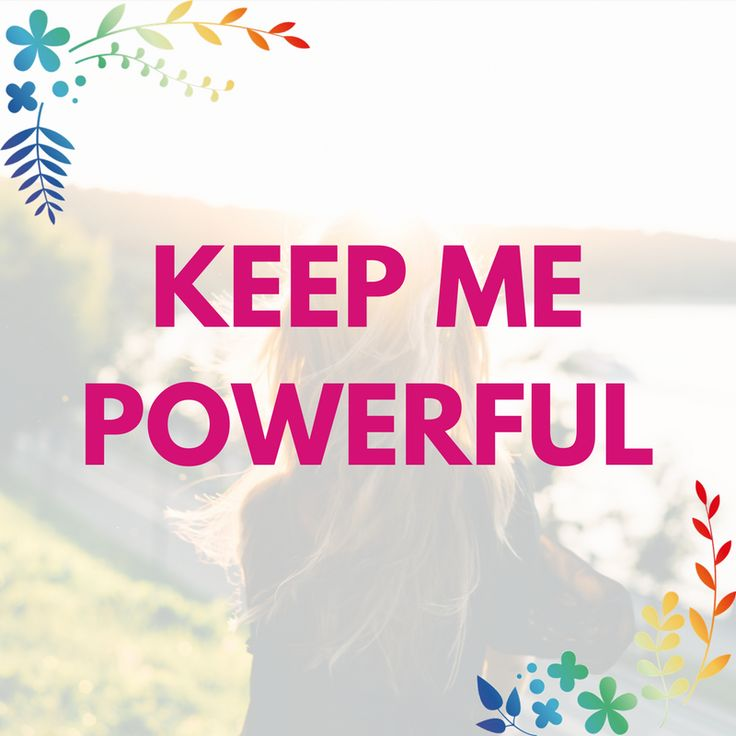 Woman power, Articles, Confidence, Tips, Keys