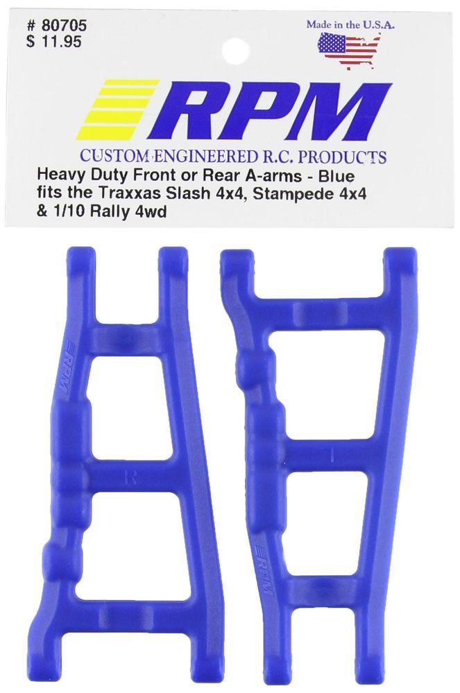 Front Rear A-Arms  for Traxxas Slash Stampede Trucks Accessory Parts #RP #Custom