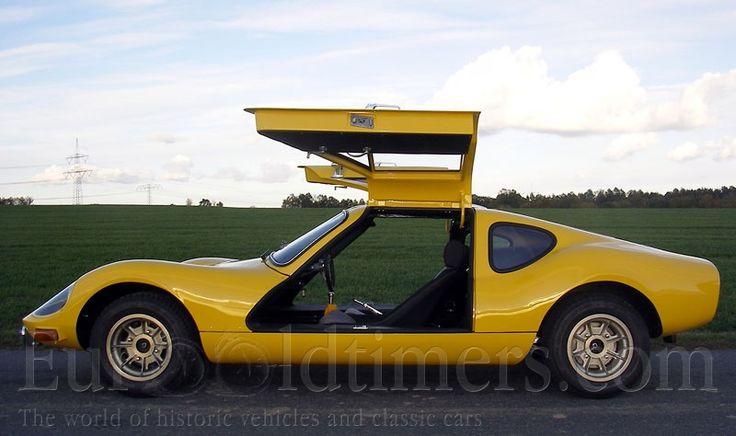 (1969) Melkus RS 1000 | Galerie | Veteráni i veterán - Oldtimers - Historická vozidla