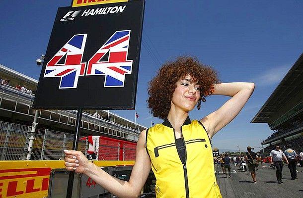 Fotogalerie z GP Španělska 2015 #F1