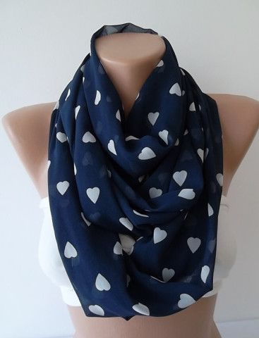 Love Scarf -Big Sale Circle Scarf  Infinity Scarf  Tube Scarf / Shawl - Headband -Super Loop