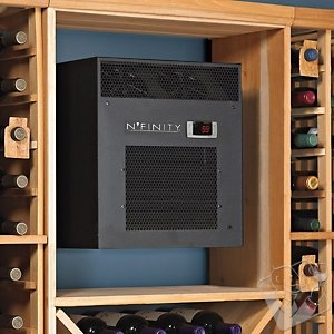 N'FINITY 4200 Wine Cellar Cooling Unit  (Max Room Size = 1000 Cu. Ft.) at Wine Enthusiast - $1245.00  #WineEnthusiast