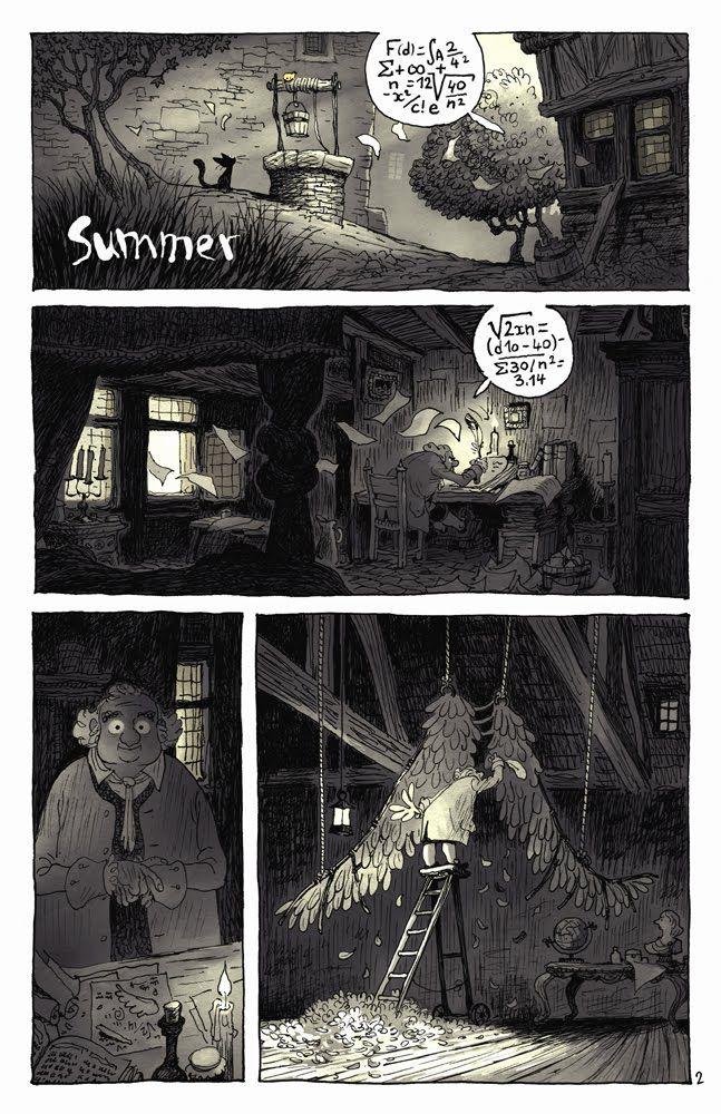 Florent Sacré Comic, Sequential, Graphic Novel.