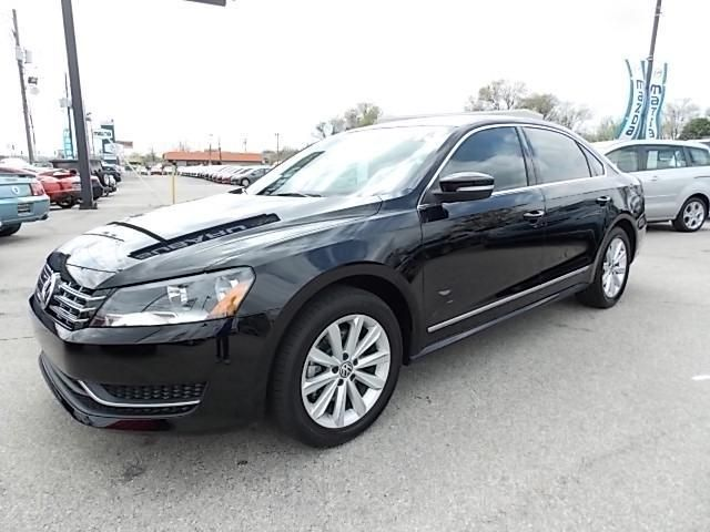 2013 Volkswagen Passat SELPZEV SEL PZEV 4dr Sedan 6A Sedan 4 Doors Black for sale in Louisville, KY Source: http://www.usedcarsgroup.com/used-volkswagen-for-sale-in-louisville-ky