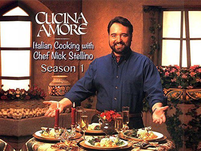 Amazon.com: Cucina Amore: Italian Cooking With Nick Stellino Season 1: Nick Stellino, Jamie Hammond: Amazon Digital Services LLC