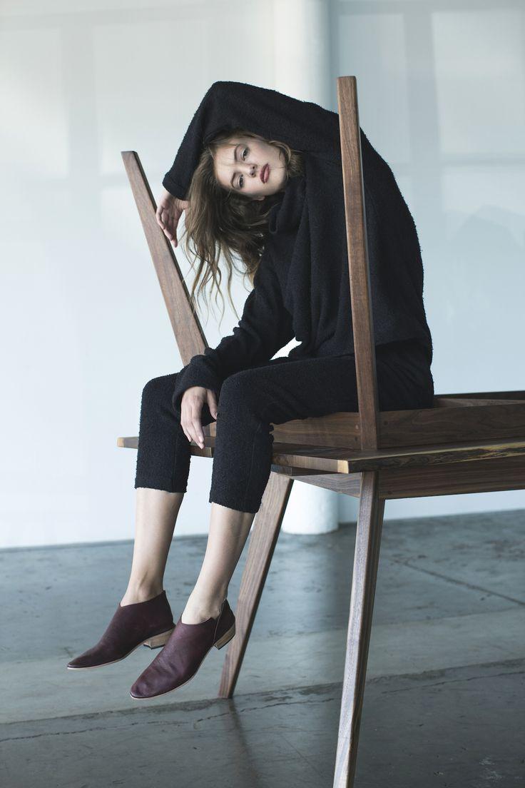 """Cool Tones"" FW15 – Elizabeth Suzann"