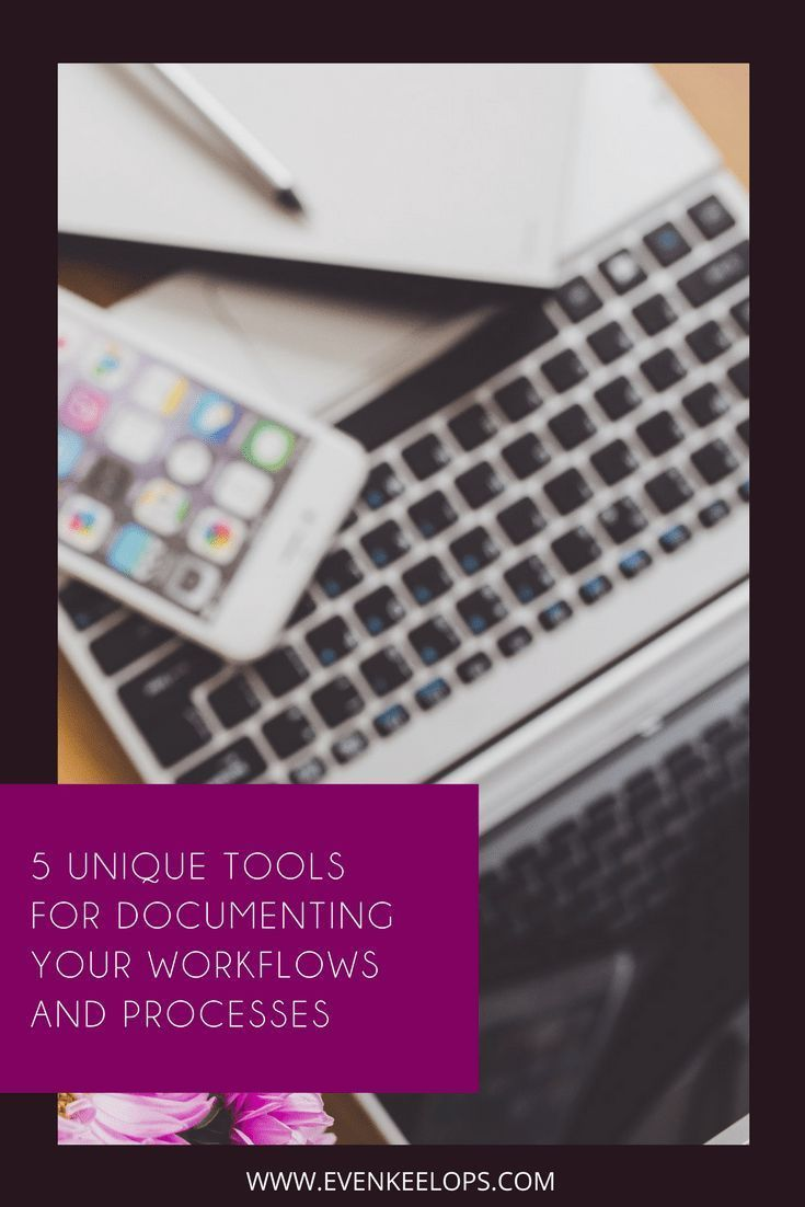 Unique Tools For Documenting Your Workflows And Processes Bloom - Process documentation tools