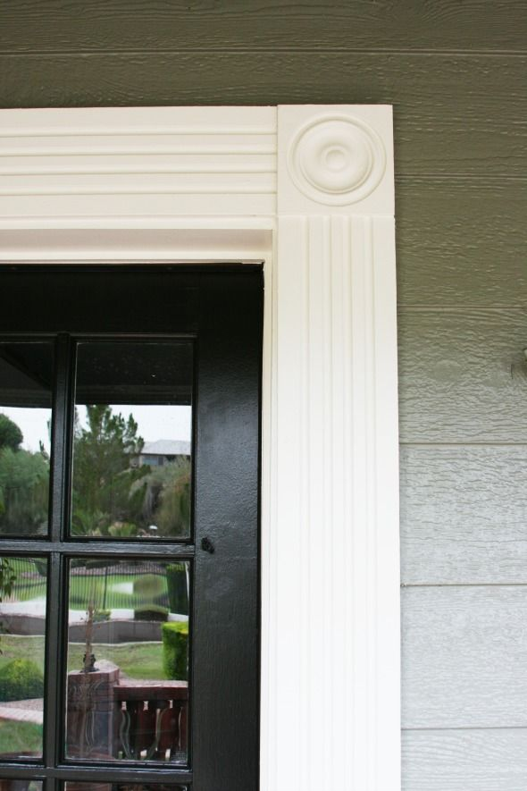 Black Onyx Benjamin Moore Best Black Paint Color Ever Door Home Sweet Home Pinterest