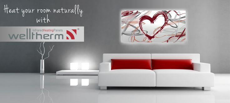 Natural Heating with Welltherm Infrared Heating Panels