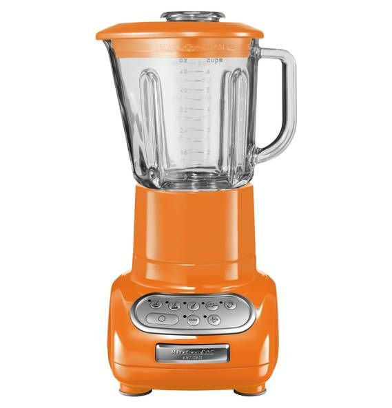 KitchenAid Artisan Blender/ Standmixer orange 5KSB5553E orange