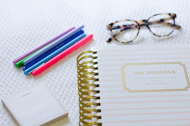 College Agenda Organization: My Day Designer