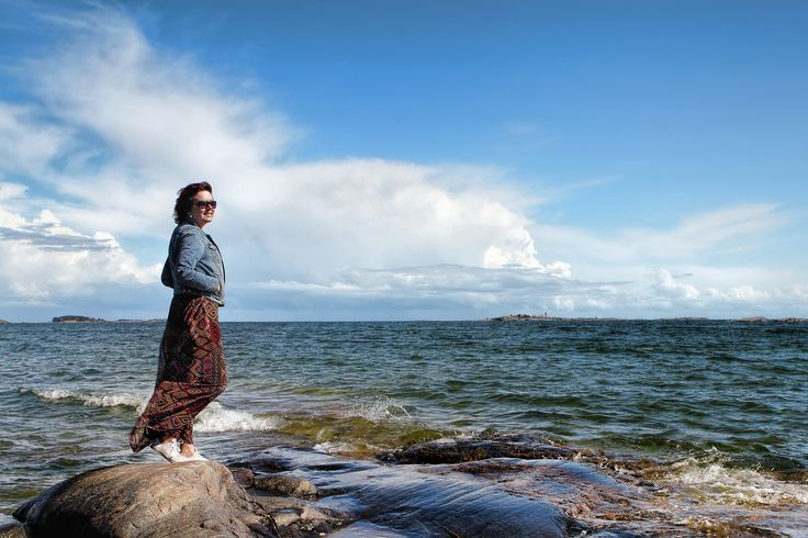 Watching the waves 2 by Marko Ikonen on 500px