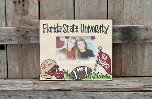 Florida State Artwork Frame By Glory Haus Game Day